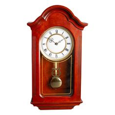 Schlabaugh Amp Sons Art Deco Quartz Clock Wooden Arch Desk