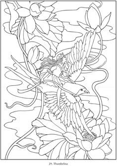 famous fairy tales coloring book in embroidery from broderie patterns pinterest page