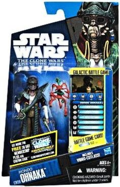 Hasbro Toys 29778 Star Wars 2011 Clone Animated Action Figure CW No. 39