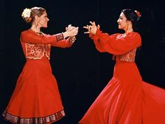 """Telefilm Documentary: """"Firedance"""" is about the fusion of two dance forms – Kathak of India and flamenco of Spain. We are dazzled by the performances of Toronto dancers Joanna Das and Esmeralda Enrique, by their footwork and the rhythms of tabla and guitar. Probing into the historical roots of the dances, the film reveals that flamenco sprang from the classical form of Kathak, brought into Europe by the gypsies of India. Dance Art, Dance Music, Kathak Dance, Just Dance, Documentary, Roots, Toronto, Gypsy, Spain"""