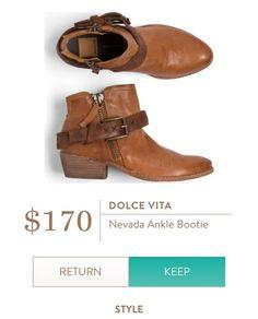 DOLCE VITA Nevada Ankle Bootie from Stitch Fix.  https://www.stitchfix.com/referral/4292370
