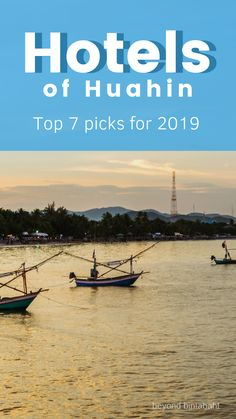 A well-informed traveler heading to Hua Hin (or anywhere, for that matter) should take their time to select the perfect place to stay. We've covered the best hotels in Hua Hin for your vacation.