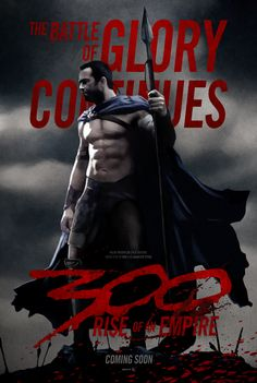 300: Rise of an Empire - Fanmade Poster Ver.2 by ~Kc-Eazyworld on deviantART