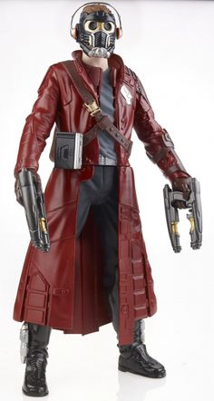 Guardians Of The Galaxy: Electronic Star Lord