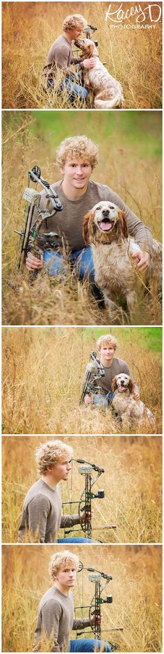 Shooting senior pictures for boys who hunt and have dogs. Columbia Missouri Photographer Kacey D Photography Outdoor Photography, Senior Photography, Hunting Senior Photos, Columbia Missouri, Photos With Dog, Senior Pictures Boys, Boy Dog, Photoshoot, Goals