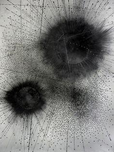 Emma McNally | Emma McNally1 - bh5. Graphite on paper, 100 x 140 cm