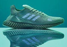 9102d21eb73e Adidas Consortium X Daniel Arsham Future Runner 4D BD7400