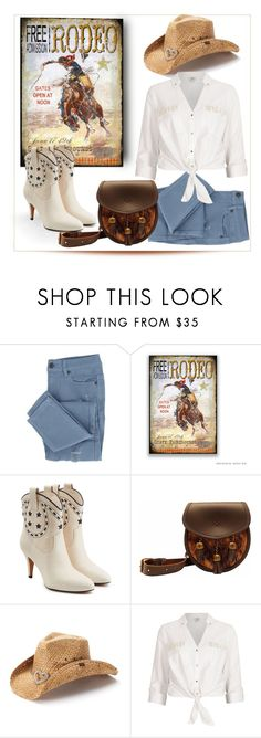 """Rodeo"" by heinemac on Polyvore featuring Marc Jacobs, Peter Grimm and River Island"