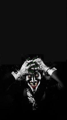 Joker The Killing Joke Joker Pics, Joker Art, Batman Art, Batman Wallpaper, Avengers Wallpaper, Joker Arkham Knight, 3 Jokers, Amoled Wallpapers, Joker Wallpapers