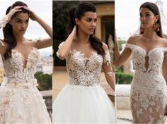 We Love: Milla Nova Bridal 2017 Wedding Dresses