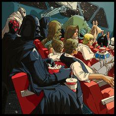 #starwars #cinema