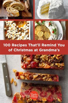 100 Recipes That'll Remind You of Christmas at Grandma's Star Cookies, Cut Out Cookies, Cracker Candy, Standing Rib Roast, Vidalia Onions, Yule Log, Sweet Potato Casserole, Ginger Snaps, Christmas Recipes