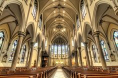St. Louis Church is home to the oldest Catholic congregation in the City of Buffalo.