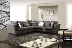 Coquelicot Modern Sectional