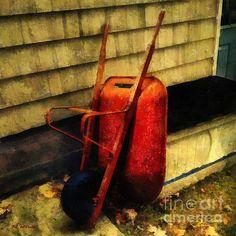 The Red Wheelbarrow~RC deWinter