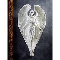 Spiritual Path Angel Wall Décor