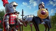 ridders - YouTube playmobil Knights