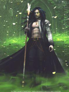 dark fantasy art gallery - Google Search