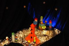 Sun Hats & Wellie Boots: Small World Play: Space Station