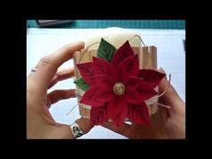 Lizy's House Of Cards: Stampin' Up Reason For The Season Tutorial - making it easy!!