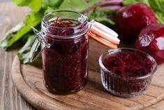 Phillips Morris, Canning Recipes, Beetroot, Steak, Mason Jars, Vegetables, Food, Online Shopping, Garden