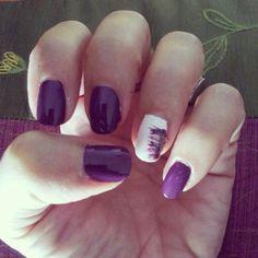 My nails. .#nail#nails#nailsart#makeup#colors#nagellak#vernize#smalto#beautiful#summer#likes#instagram#followme