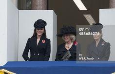 News Photo : Catherine Duchess of Cambridge Camilla Duchess of...