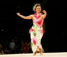 2012 Miss Aloha Hula | Merrie Monarch