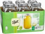 Half Gallon Wide Mouth Canning Jars (6 Count) by Alltrista1, http://www.amazon.com/dp/B0000BYE26/ref=cm_sw_r_pi_dp_pjUNrb0FBNKCD