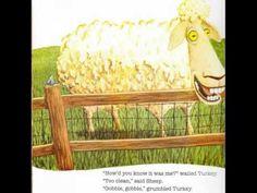 Turkey Trouble Read Aloud - such a cute story!