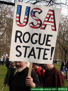USA Rogue State