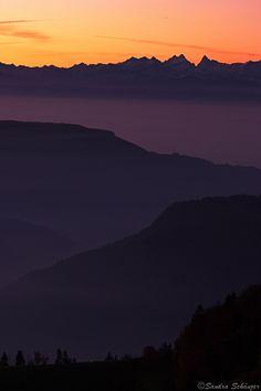 """500px / Photo """"~ Dawn ~"""" by Sandra Schaenzer"""