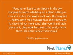 Quotes - What thought leaders say? - Khel Planet - Play for century life skills I An Education Non-profit Play Quotes, Gender Roles, Social Enterprise, Do You Know What, Non Profit, Life Skills, Super Powers, 21st Century, Airplane