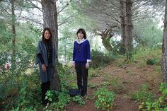 Madoka Nakamura & Mari Sugihara (left) standing by the tree honoring their grandfather Righteous Among the Nations from Japan Chiune-Sempo Sugihara. 16/12/12    In November 1939, Chiune-Sempo Sugihara, a Japanese career diplomat, was sent to  Kovno (Kaunas), then the capital of Lithuania, to serve as Japan's Consul. The visas granted by Sugihara saved Jews from the hands of the Nazis, who invaded Lithuania in June 1941.