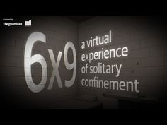 Ethics, technology, emotion, sense perception: Can virtual reality help us to understand ethical issues more fully? A virtual experience of solitary confinement Vr Room, Virtual Reality Videos, Ethical Issues, Solitary Confinement, Prison Cell, Marketing Technology, Immersive Experience, Augmented Reality, Video Photography