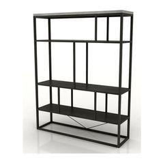 Country Furniture - Trom High Bookshelf