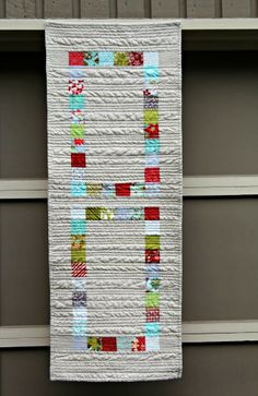 A Quilter's Table: On Blitzen