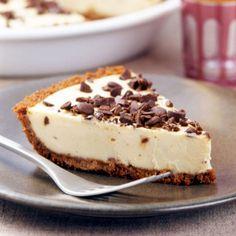Weight Watchers Chocolate Chip Peanut Butter Pie: 9 Points+