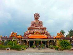 Wat Phothivihan Temple #kelantan #temple #visitmalaysia2014
