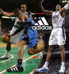 Dwight Howard advertisement for Adidas.