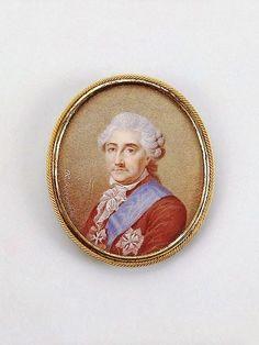 Станислав II Август Понятовский (1732 – 1798) – польский магнат
