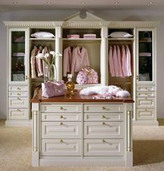 Nice Wenn Sie nie den richtigen Platz f r Ihre Kleider dann ist die L sung nur eine u ein begehbarer Kleiderschrank f r Zuhause organisieren