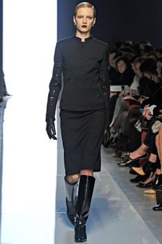 Chair of the school of fashion Carmela Spinelli's favorite collections from Fashion Week.