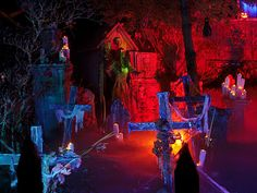 Awesome website for yard haunt HOUSE BLOODTHORN