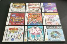 Nintendo Ds, Nintendo Games, Ds Games, Type, Fun, Hilarious