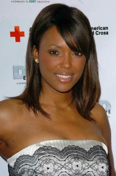 Looks to Love: Side Swept Bangs... Fresh, Versatile, and Young!