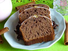 Piernik z miodem pitnym #sweet #mniam #pyszne Banana Bread, Food, Essen, Meals, Yemek, Eten