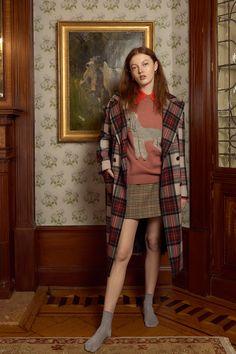 4885f8fcd75 Rachel Antonoff Fall 2018 Ready-to-Wear Fashion Show Collection Runway  Fashion