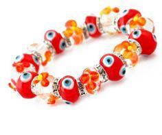 Ojo Turco Evil Eye Bracelet Contra El Mal De Ojo Evil Eye Store. $34.50