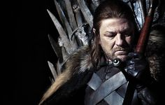 "Eddard (Ned) Stark. Eddard Stark, also affectionately called ""Ned"", is the head of House Stark, Lord of Winterfell, and Warden of the North. He is a friend to King Robert Baratheon, whom he was raised with and helped to win the Iron Throne, and is eventually named his Hand. He is one of the major POV Character in the books. In the TV series, he is played by Sean Bean."